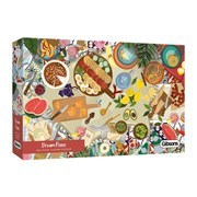 Gibsons Dream Picnic Puzzle 636pc (G4600)