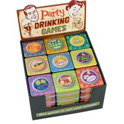 Cheatwell Drinking Party Games (05225)