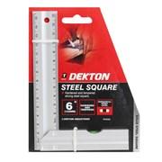 """Dekton 6"""" Alliminium Square (DT55352)"""