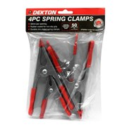 Dekton 4pc Spring Clamp Set (DT60608)