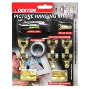 Dekton Picture Hanging Kit (DT70534)