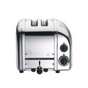 Dualit Vario Polished Classic 2 Slice Toaster