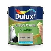 dulux Easycare Kitchen Matt Overtly Olive 2.5l (5092153)
