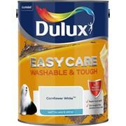dulux Easycare W&t Matt Cornflower White 2.5l (5260779)