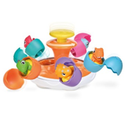 Toomies Tommies Spin & Hatch Dino Eggs (E73252)