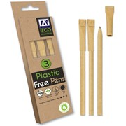 Eco Essentials 3pk Pens (ECEP)
