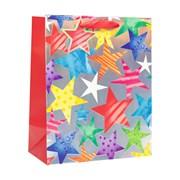 Stars Gift Bag Lge (ED-279-L)