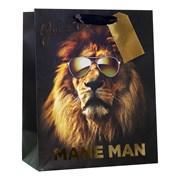 Mane Man Gift Bag Large (ED-307-L)
