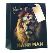 Mane Man Gift Bag Medium (ED-307-M)