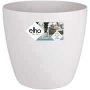 Elho Brussels Round Wheels White 40cm (5643623915000)