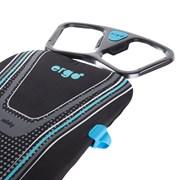 Minky Ergo Gunmetal Ironing Board Prozone Cover 122x38 (HH40201100M)