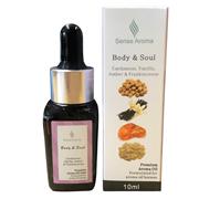 Body & Soul Oily Based Fragrance 10ml (ES-717)