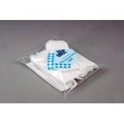 Essentials 100pc White Plastic Cutlery (PLASC100)