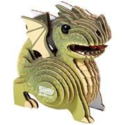 Eugy Dragon 3d Craft Set (D5007)
