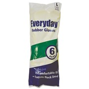 Everyday Catering Glovesx6 Large (7061)