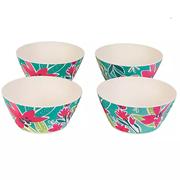 Evie Bamboo Small Bowls 4pk (CM06892)