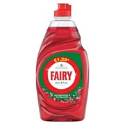 Fairy Wash Up Pomegranate 1.29* 433ml (98688)