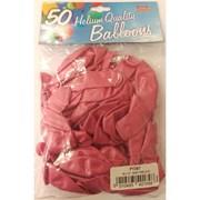 "Fantasia Shiny Pink Balloons 50s 12"" (PT267)"