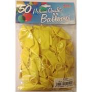 """Fantasia Shiny Yellow Balloons 50s 12"""" (PT261)"""