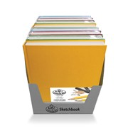 Royal Brush Fashion Colour Sketch Books 8.5x5. (PDQ-SKETCH6)
