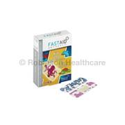 Fastaid Kids Plasters 15s (4480)