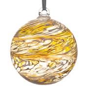 Wedding Frendship Ball Pastel Gold 10cm (FB10WEDGO)