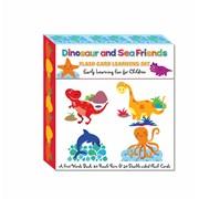 Flash Card Learning Set Dinosaur & Friends (FCLS01)