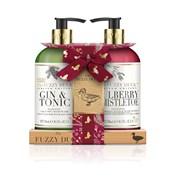 Baylis & Harding Fuzzy Duck Winter Wonderland 2 Bottle Handcare Set (FDWW212BTLD