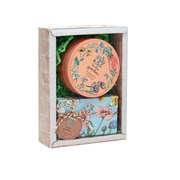 Heathcote & Ivory The Garden Mini Hamper-barrier Cream & Soap (FG9621)