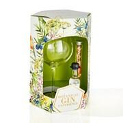 Barkraft Gin Glass & Miniature Gin & Shimmer (FGG1972)
