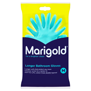 Marigold Bathroom Gloves Medium (FH145409)