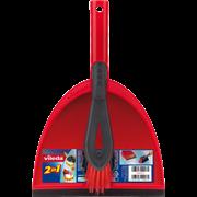 Vileda Dustpan & Brush Set (FH141742)
