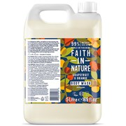 Xystos Faith In Nature Body Wash Grapefruit & Orange 5 Ltr (1011801)