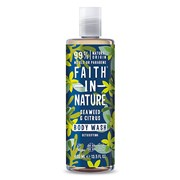 Xystos Faith In Nature Body Wash Seaweed & Citrus 400ml (013801)