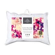 Fine Bedding Cotton Box Edge Pillow