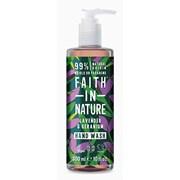Xystos Faith In Nature Hand Wash Lavender & Geranium 400ml (212701)