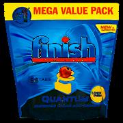 Finish Quantum Max Lemon 64s (RB791158)