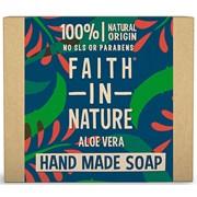 Xystos Faith In Nature Soap Aloe Vera & Ylang Ylang 100g (110101)