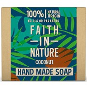 Xystos Faith In Nature Soap Coconut 100g (011070)