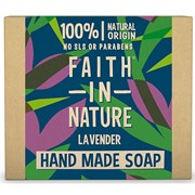 Xystos Faith In Nature Soap Lavender 100g (112501)