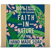 Xystos Faith In Nature Soap Tea Tree 100g (113901)