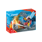 Playmobil Fire Rescue Gift Set (70291)