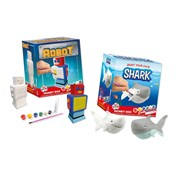 Pyo Money Box Shark & Robot (FLHA)