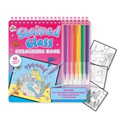 Act Stained Glass Colouring Book (FLLE)