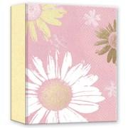 """Floral Photo Album 80 Photos 4x6"""" (FLOA)"""