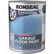 Ronseal Diamond Hard Garage Floor Paint Slate 5l (35763)