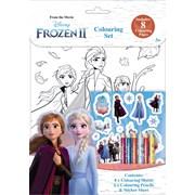 Frozen 2 Colouring Set (FNCST2)