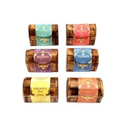 Sifcon Gold Rose Incense Box Small (FR0190)