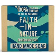 Xystos Faith In Nature Soap Fragrance Free 100g (111501)