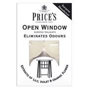 Prices Fresh Air Open Window Tealights 10s (FR551016)